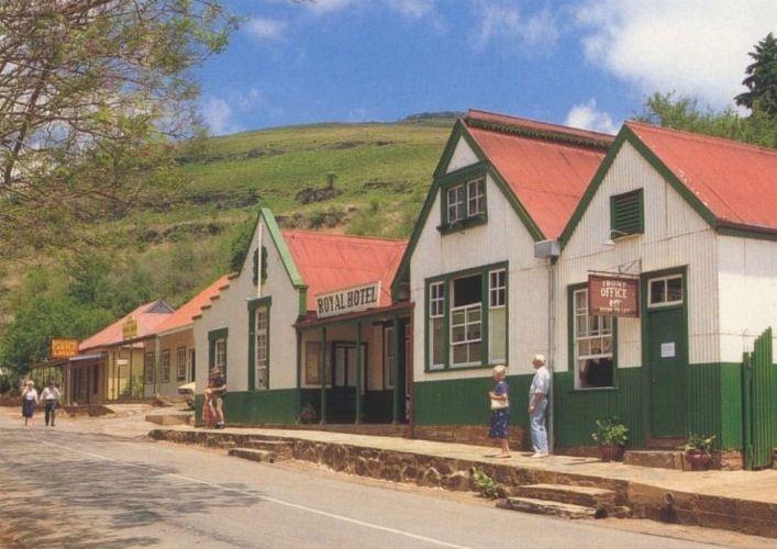 I have some wonderful memories, here. Pilgrim's Rest, Mpumulanga, South Africa