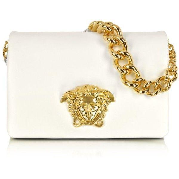 Versace Idol Shoulder Bag found on Polyvore