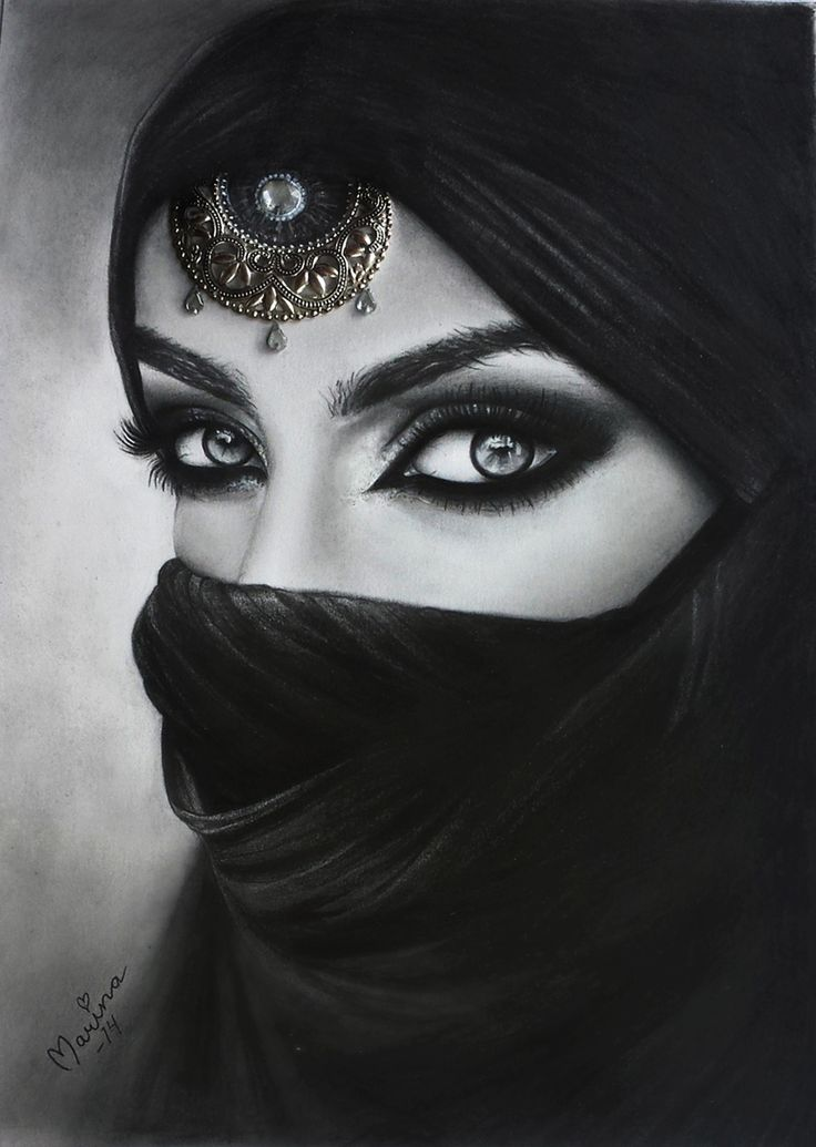 29 best Arabic Inspiration images on Pinterest | Arabian ... Arabian Women Eyes
