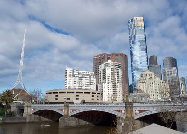 Melbourne -- Southbank