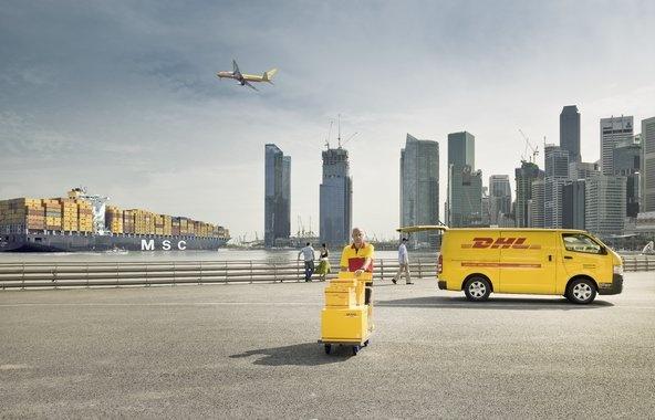 DHL fleet