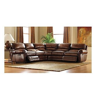 17 best images about reclining sectional sofa39s on for Homemakers furniture locations illinois