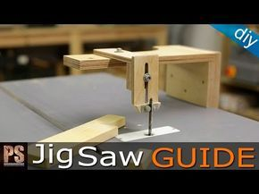 Jig para corte de madeira em círculo com a serra Tico Tico - Carretilha de pipa & Dia das crianças - YouTube