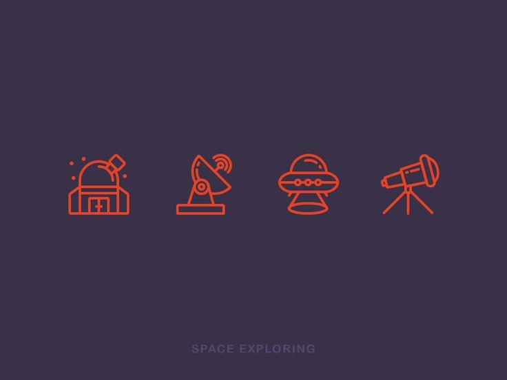 Space Exploring by Justas Galaburda