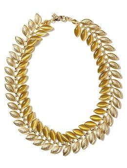 Roman necklace   Banana Republic