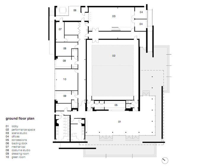 14 best black box theatre architecture images on pinterest