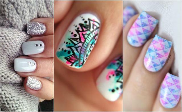 Manicure: Jak pomalować modnie paznokcie w 2017 roku?