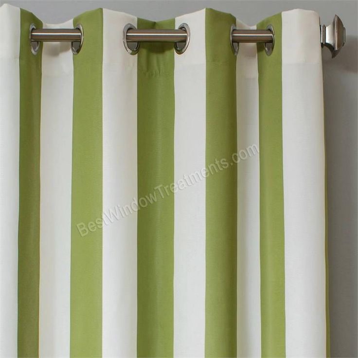 outdoor curtain panel available in 7 colors in standard size length