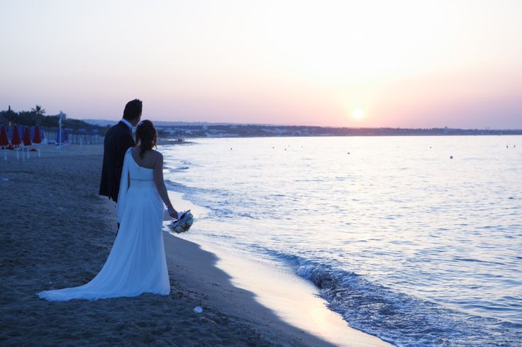 Wedding in south Italy