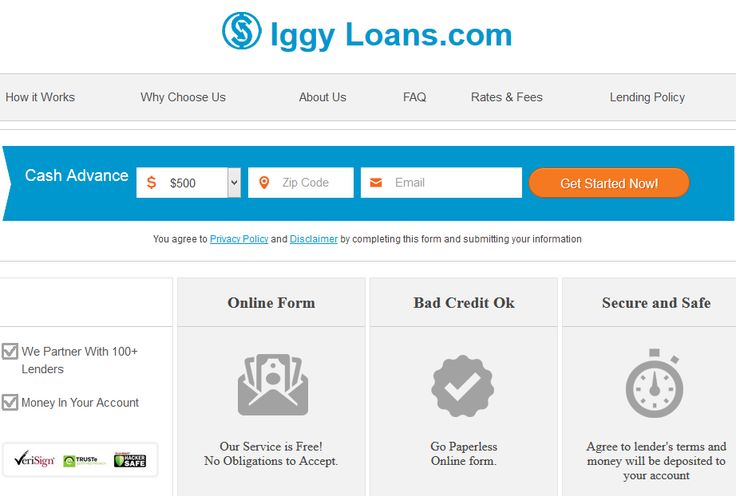 This parameter is virtually always a request for a loan that is less than the net level of their paycheck. Should you do that, the application will resulted in a successful venture to have a short-term loan through the Iggy Loans advance loan company.