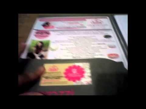 Paquete de Informacion de Paparazzi Accessories