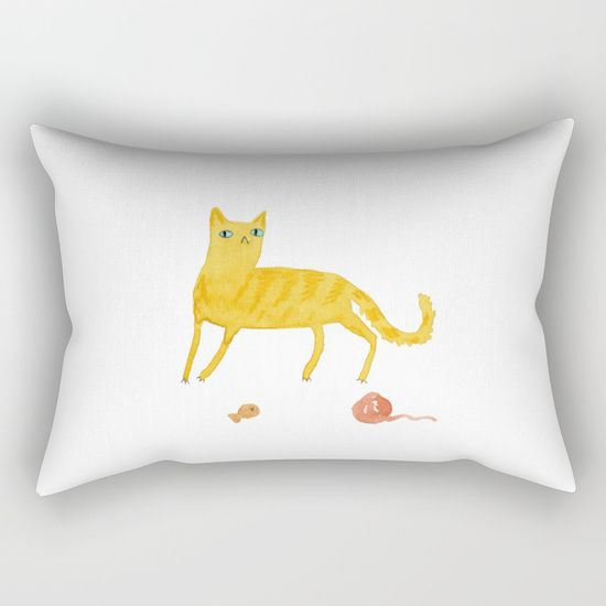 Check out society6curated.com for more! @society6 #illustration #home #decor #homedecor #interior #design #interiordesign #buy #shop #shopping #sale #apartment #apartmentgoals #sophomore #year #house #fun #cool #unique #gift #giftidea #idea #pillows  #cat #kitten #kitty #cats #pet #cute #adorable