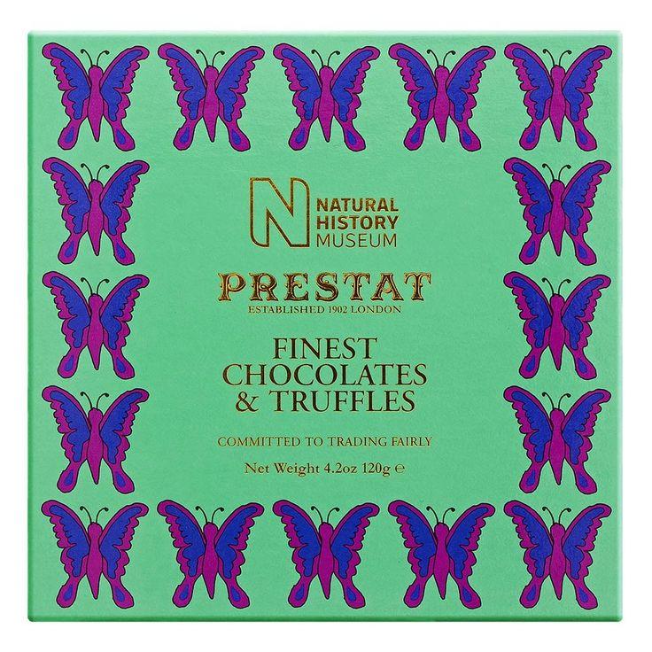 Prestat chocolate jewel box