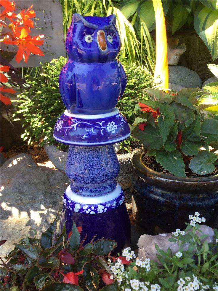 485 best BLUE YARD images on Pinterest Garden deco, Garden - allium beetstecker aus metall