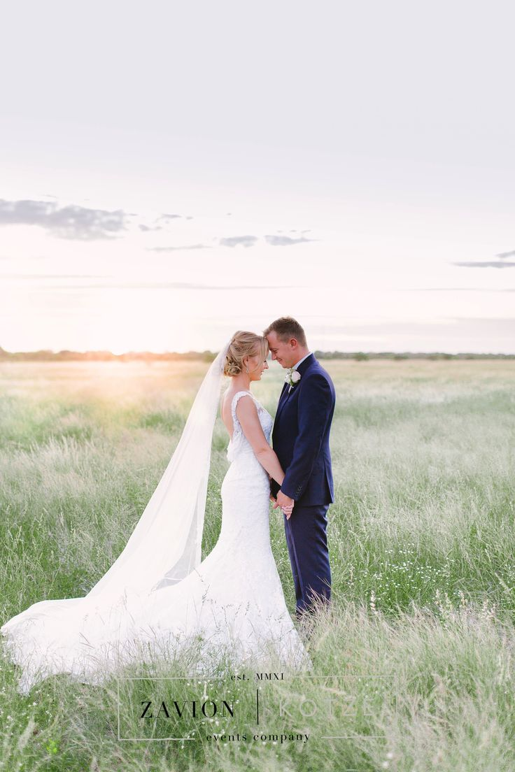 """Bride and Groom at sunset. This is what we live for and why we """"Love what we do!"""" brides dress, bridal wear, wedding day, best wedding ever."""