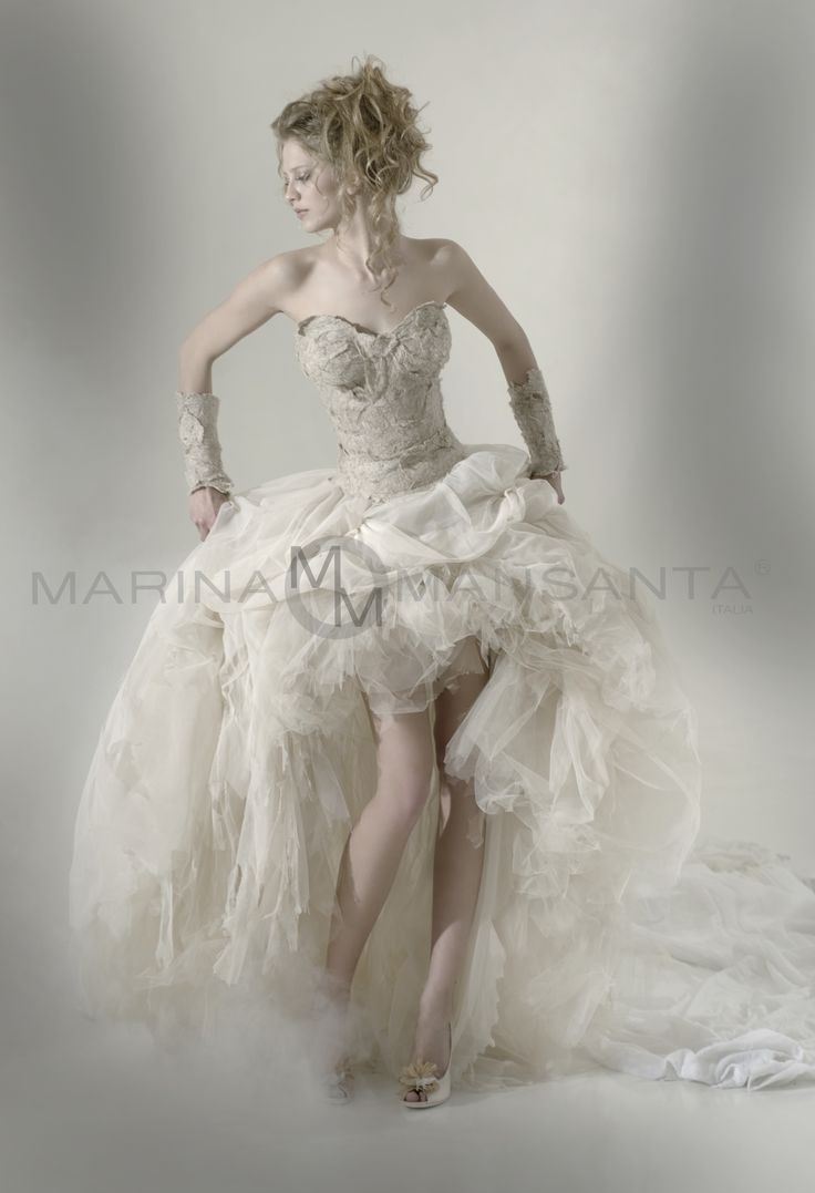 Abiti da sposa Firenze-Marina Mansanta