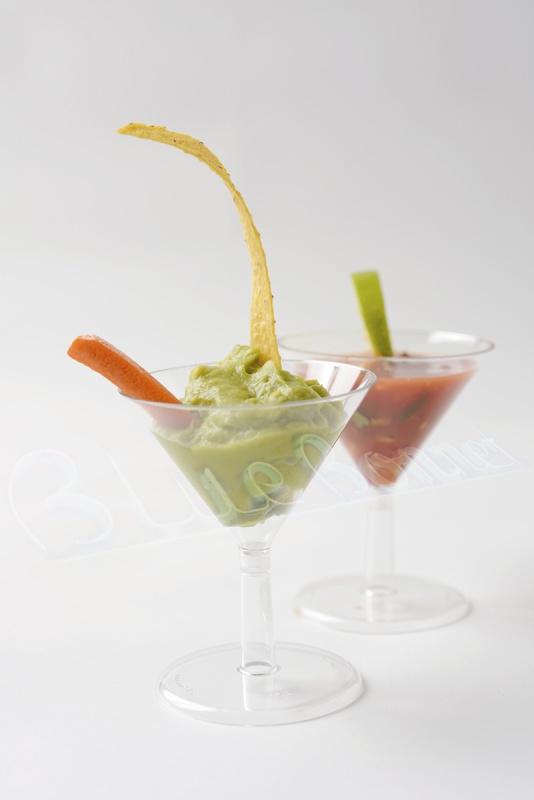 The perfect combination of guacamole and gazpacho