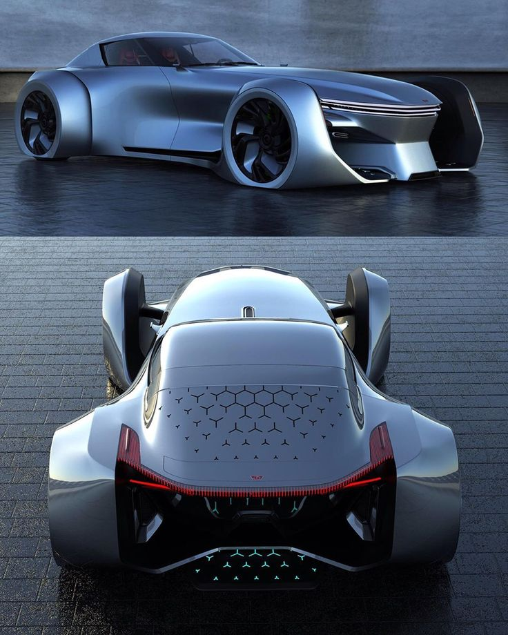 Donkervoort EVx Vision by Oneonelab and @madacademymx  #cardesign #car #design #3d #render
