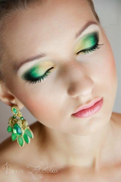 Panna Zalotka Make-up Artist: Samanta, Soutache & KOBO