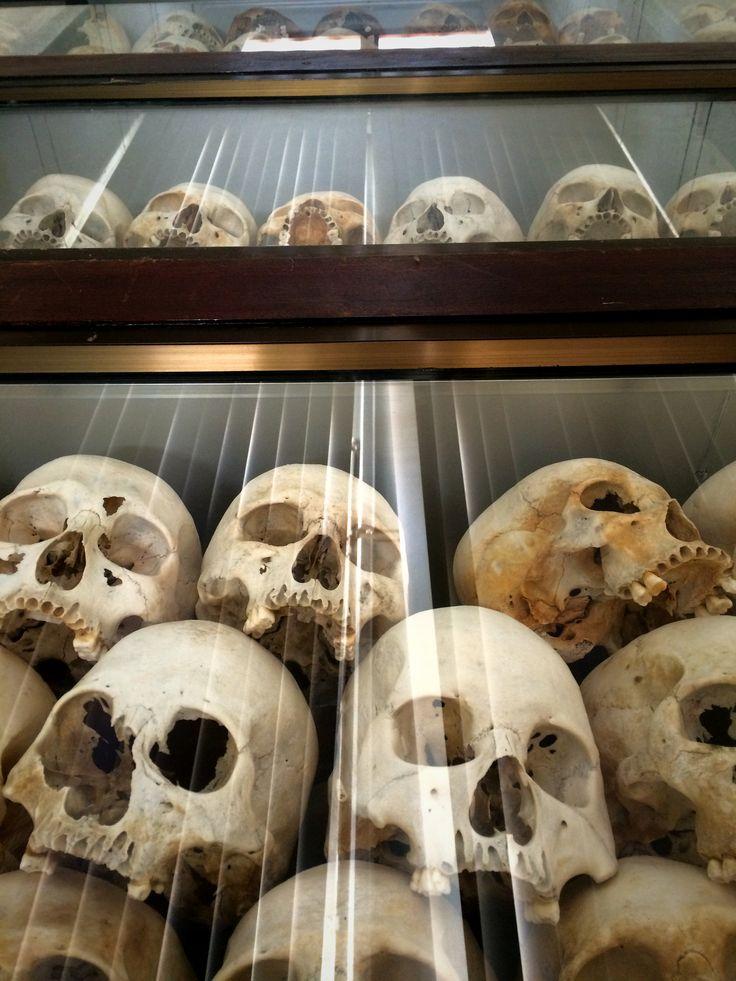 #Skull #KillingFields #Camboya #Cambodia
