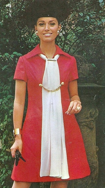 Bill Blass by Classic Style of Fashion (Third), via Flickr 1970