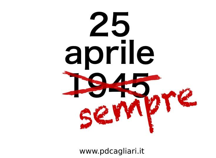 25 aprile... sempre!