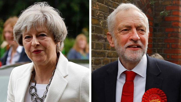 UK ELECTION EXIT POLL Hung parliament projected in shocking defeat for Conservatives #Politics #iNewsPhoto