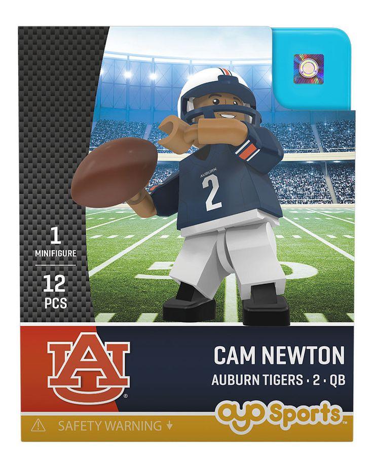 Auburn Tigers CAM NEWTON College Legend Limited Edition OYO Minifigure