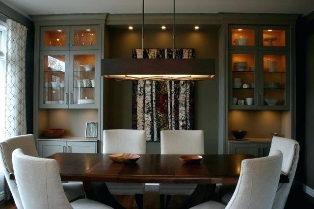 Modern Crockery Cabinet Designs Dining Room Dining Wall Unit