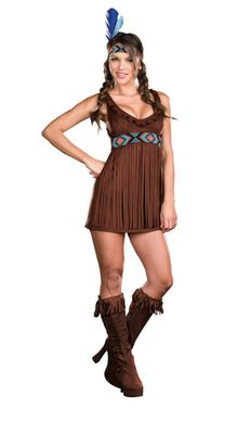 """INDIAN"" HALLOWEEN COSTUMES Lizzie idea for your costume this year"