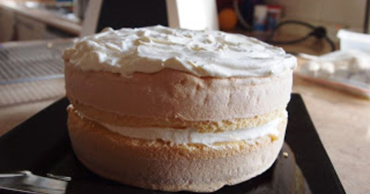 You can make a sponge cake in the Thermomix. No Fail Thermomix Sponge. When whipping eggs or egg whites in the Thermomix, it's advisable to use a little heat