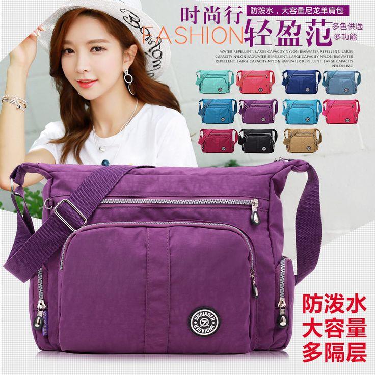$11.32 (Buy here: https://alitems.com/g/1e8d114494ebda23ff8b16525dc3e8/?i=5&ulp=https%3A%2F%2Fwww.aliexpress.com%2Fitem%2FJINQIAOER-Hot-Waterproof-Nylon-Women-Messenger-Bags-Handbag-Casual-Clutch-Carteira-Travel-Shoulder-Bag-Kiple-Style%2F32712809536.html ) JINQIAOER Hot Waterproof Nylon Women Messenger Bags Handbag Casual Clutch Carteira Travel Shoulder Bag Kiple Style Bolsas 6376ZL for just $11.32