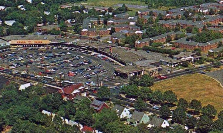Foster Village Bergenfield Ca 1969 Vintage Mall