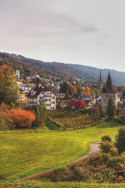 Zug, Switzerland | Caroline Pirskanen