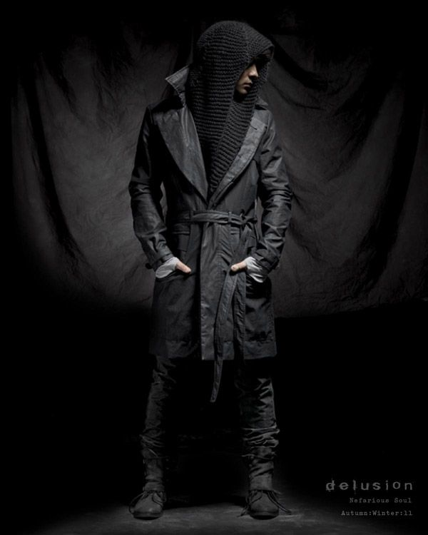 DELUSION F/W 2011: But, Assassins Creed, Style, Clothing, Assassin Guy, Heard S Delusional, Delusional Fall Winter, Tattoos Guy Jewelry Fashion