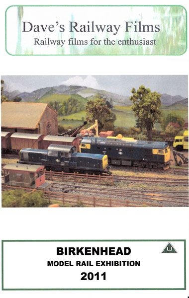 Birkenhead Model Railway Exhibition 2011