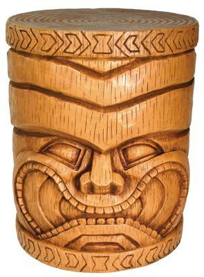 Tiki Stool Collectible Hawaiian Decoration Sculpture by Summit, http://www.amazon.com/dp/B001S5DTSQ/ref=cm_sw_r_pi_dp_3ujYrb1XV85D4