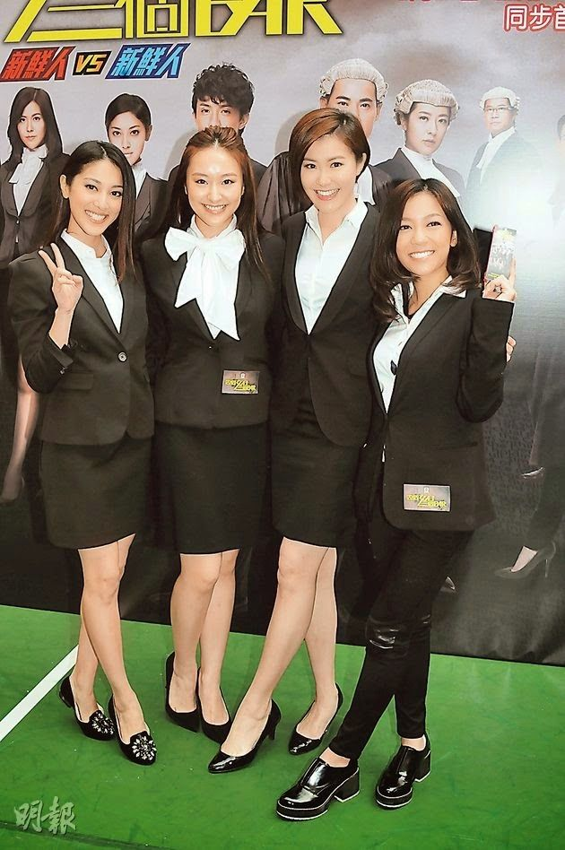 hình ảnh phim chuyện bốn nàng luật sư