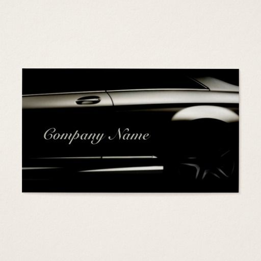 100 best automotive business cards images by katiescollect elegant black automotive business card colourmoves