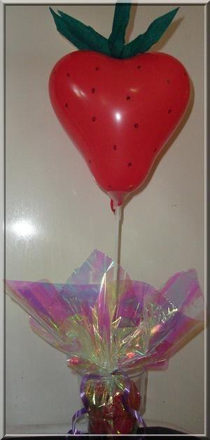 Ideias para decoração de festa Moranguinho - Dicas pra Mamãe