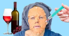 A plasztikai sebész azt tanácsolta édesanyámnak, mossa az arcát sajátságos módon. A ráncok eltűntek!