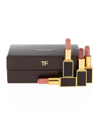 Tom Ford Beauty 4 Piece Lip Color Gift Set - Neiman Marcus