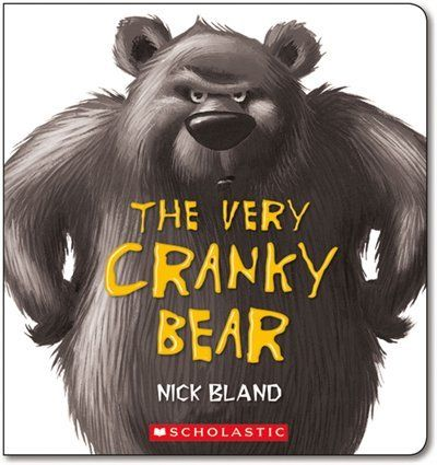 The Very Cranky Bear, I LOVE reading this book with my children....