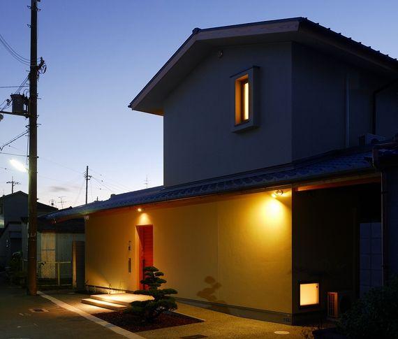 建築家コンペ住宅 施工実績 343.座・侘ーza tatazumaiー|家escort【イエスコート】