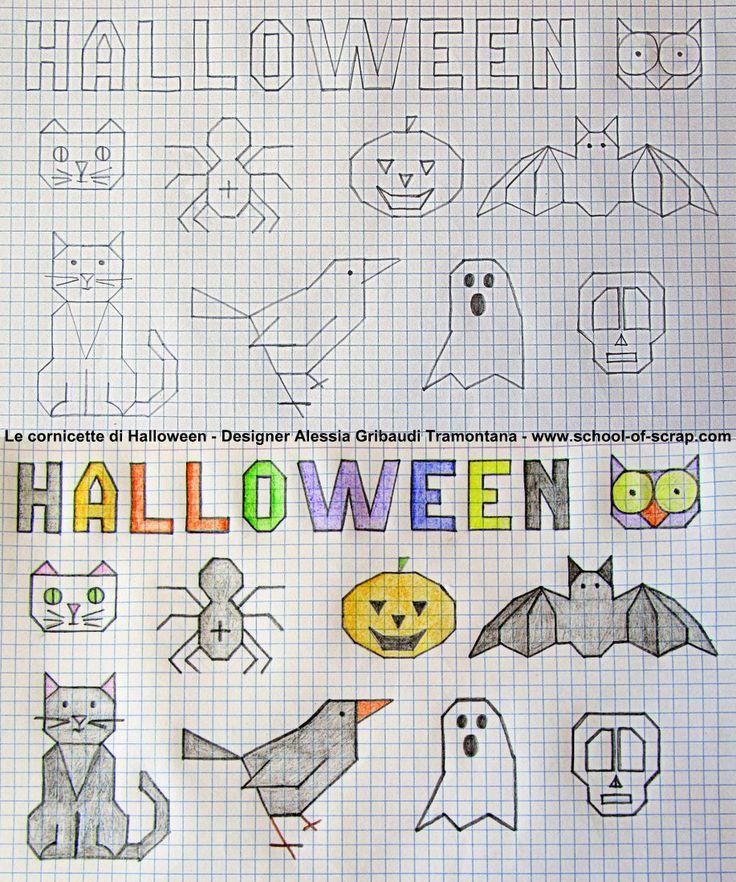 Cornicette di Halloween