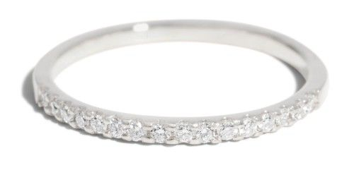 Half Eternity Band by Bario Neal