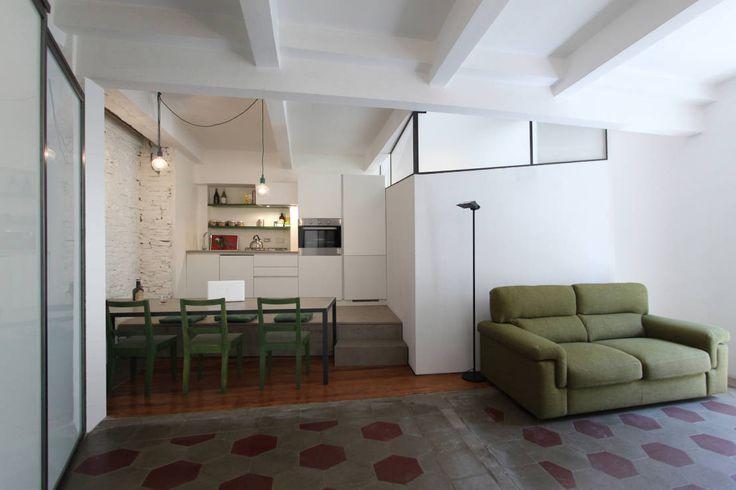 Arredare un mini appartamento: 7 idee tra retrò e moderno ...