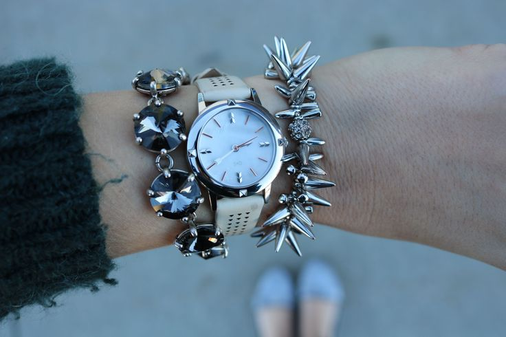 Love the arm candy!!