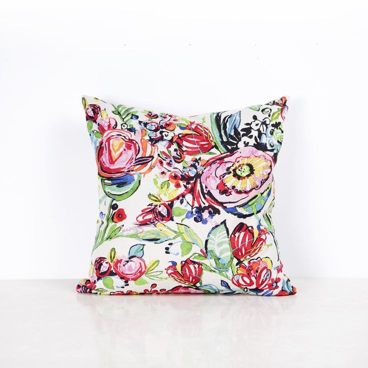 Flower Power Cushion - 50cm x 50cm from Ambience Store