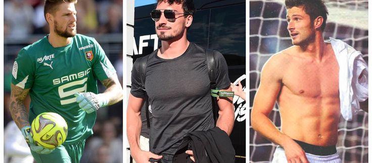 Europei 2016: i 25 calciatori più sexy tutti per voi!